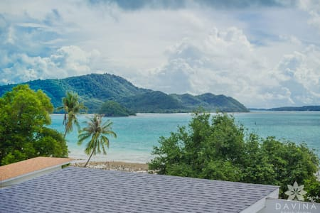 Seaview 1B loftstyle, pool + beach - Wichit
