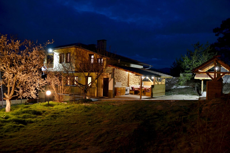 Villa Monte Exterior