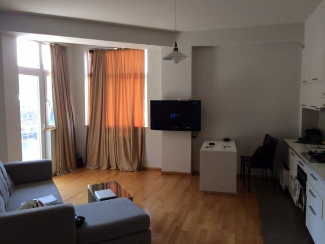 1 BIG BD+BIG Studio with parking - Tiflis - Wohnung
