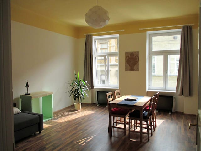 Helles Apartment, nahe Zentrum - Wien - Lägenhet