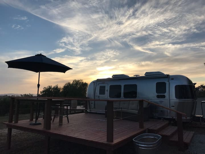Airstream Glamping III, Temecula Wine Country
