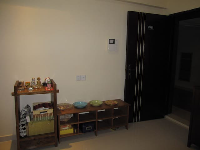 时尚宽敞便捷公寓 Modern and great location! - Foshan - Wohnung