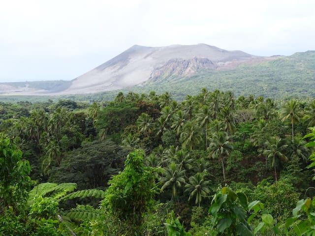 Volcanic Village Vista - Tanna, Vanuatu
