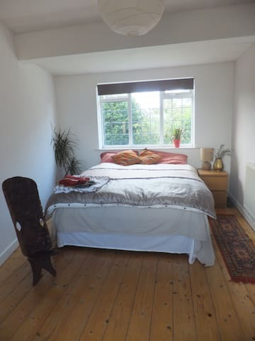 Calm haven in popular Chorlton. Welcome!