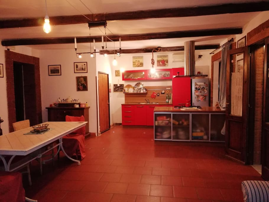 Salotto/ Cucina