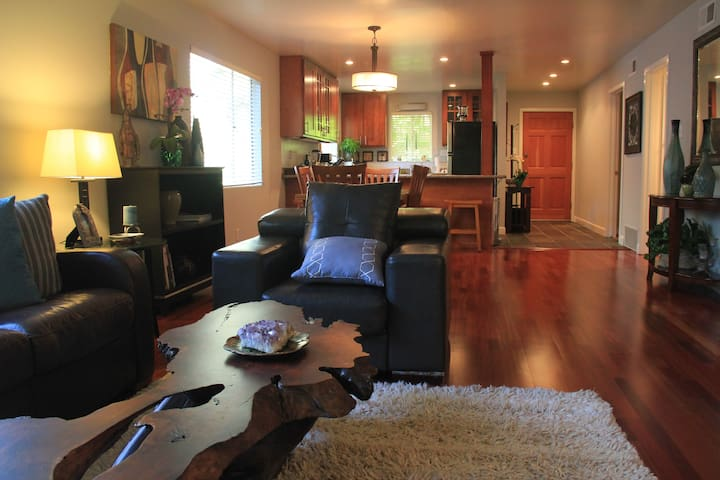 Downtown Mill Valley 3 bedroom Chalet - Mill Valley - Apartamento