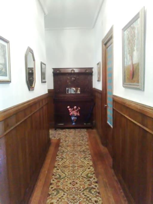 Hall de entrada.