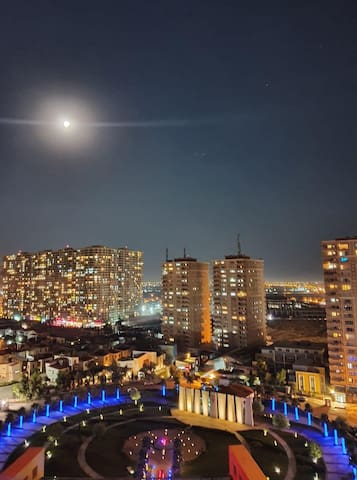 MRF luxury towers, 5 minutes from Erbil airport.