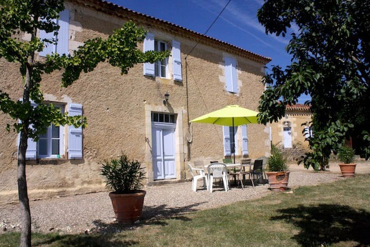 Gîte rural dans le Gers - Préchac