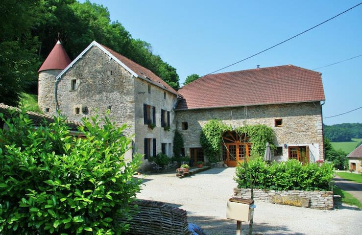 B&B La Tourelle- Colombotte