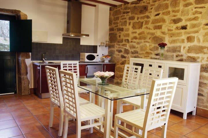 Apartamento acogedor - Rúa de Francos - Apartamento