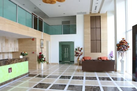 View Cosy Beach One Bedroom Partial Seaview - Bang Lamung - Apartment