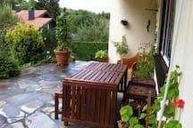 Wohnung für bis zu 5 im Chiemgau