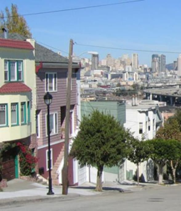 Rental Properties In San Francisco: 3 Bed 1 Bath House/unit With Newly Remodel Kitchen