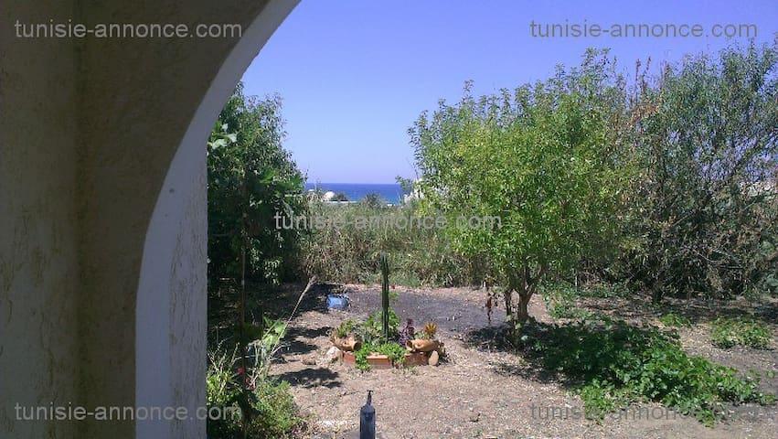 Maison deux min de la plage - Sounine - Hus