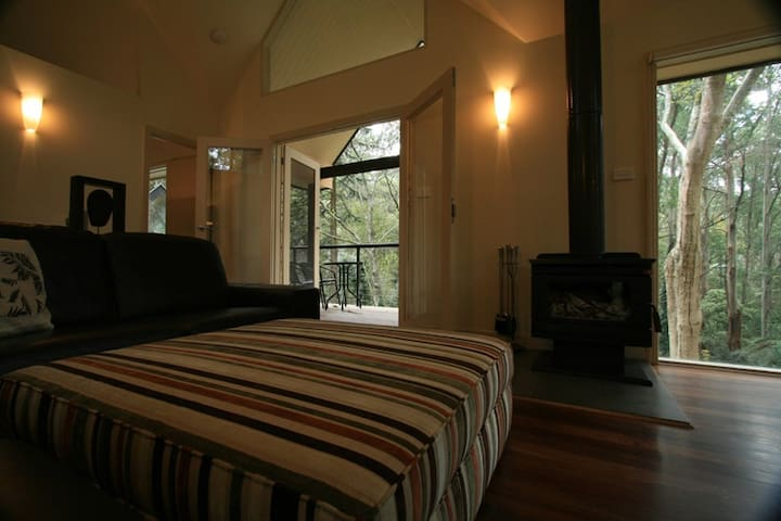 Treetops Guesthouse at Lochiel - Olinda - Appartement