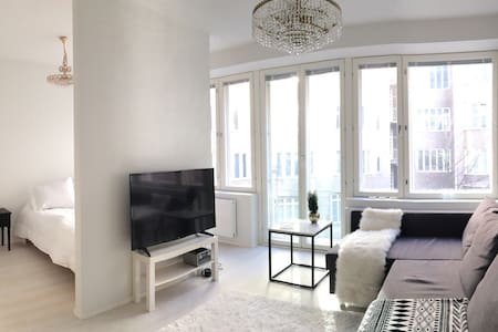BRAND NEW apartment in Helsinki CENTER, Kamppi ! - Helsinki