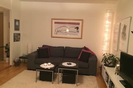 Apartment central in Sundbyberg - Sundbyberg - 公寓