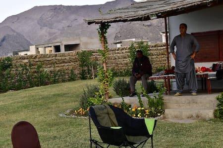 Paradise in Baluchistan