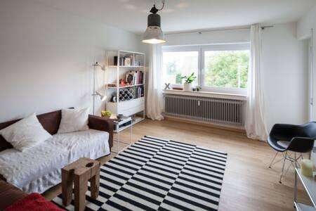 Bright apartment, near to the lake - Friedrichshafen - Wohnung