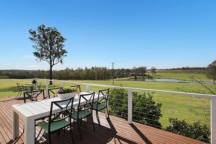 The House @ Block Eight Hunter Valley