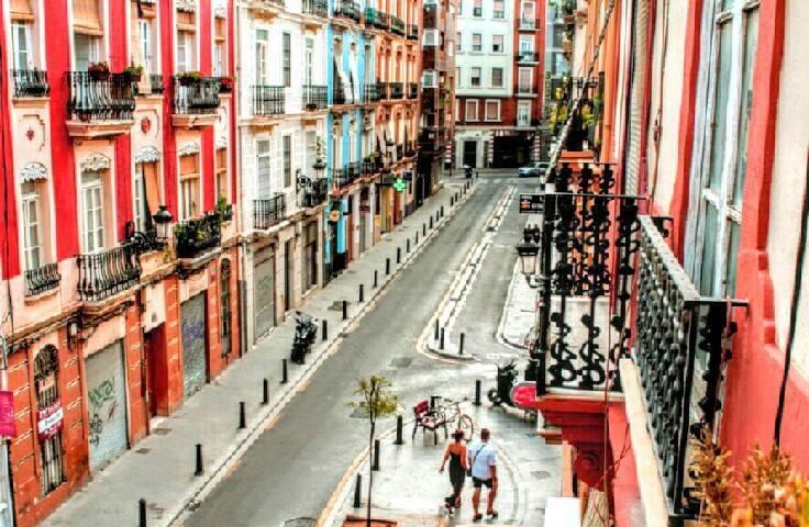 Zarpa´s home - València - Bed & Breakfast
