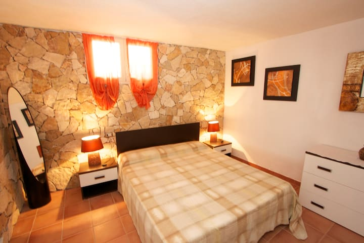Gorgeus flat in South West Sardinia - Buggerru - Apartemen