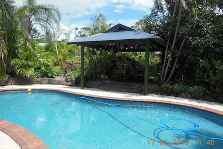 Great family home Gold Coast - Tallebudgera - Дом