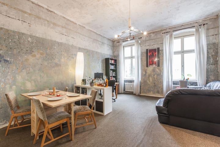 Super-Central Kreuzberg Homestay