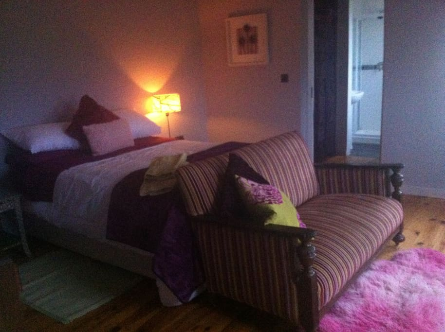 Double room new bed and matress