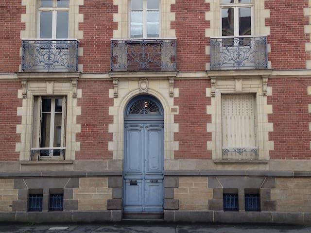 Appartement au cœur de rennes - Rennes - Apartamento