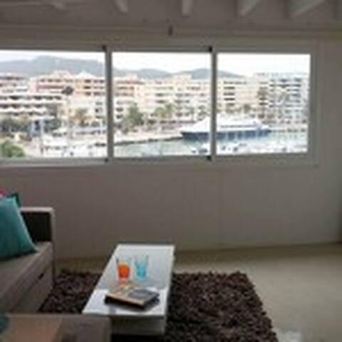 Duplex sur la port (2/4 pers) - Ibiza - Loft