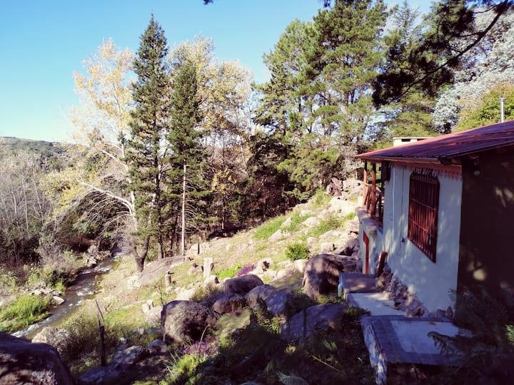"""Sierras de Córdoba.Casa de Campo. El Tinkuy"""""""