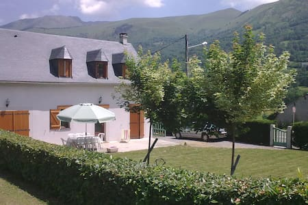 Maison près de LOUDENVIELLE et BALNEA Louron 65 - Adervielle-Pouchergues - Talo
