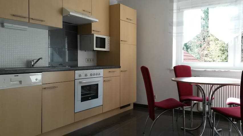 spacious flat at the lakeside - Sekull - Apartamento