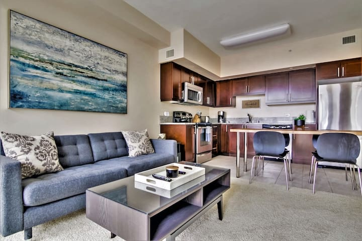 Fantastic Downtown San Diego 2 Bedroom Apartment