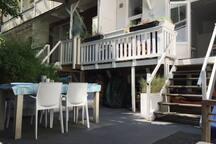 Spacious familyhouse + sunny garden