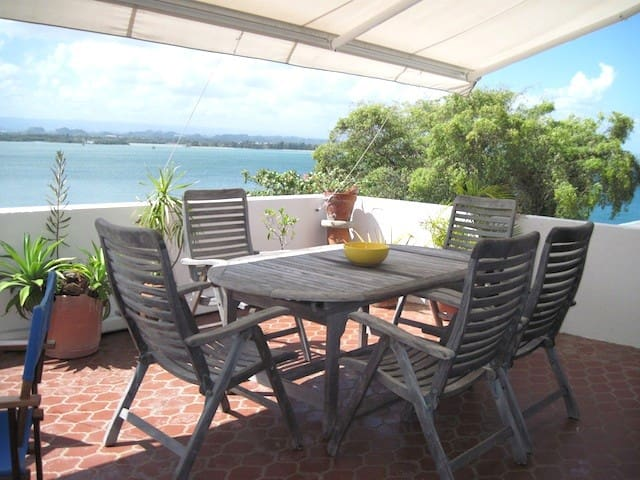 Stunning View & Apt in OLD SAN JUAN - Sant Joan - Pis