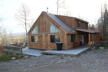 Very private with no neighbors. 4 miles from the center of Victor, 25 miles to Jackson hole WY.