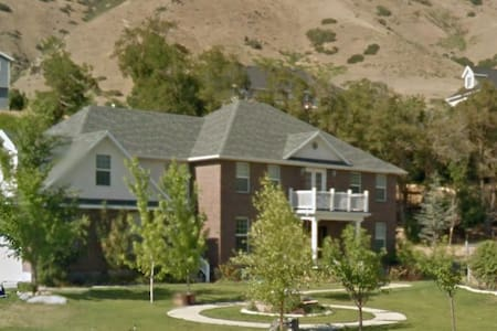 Beautiful home near canyon/golf/lake/park/river - Springville - Hus