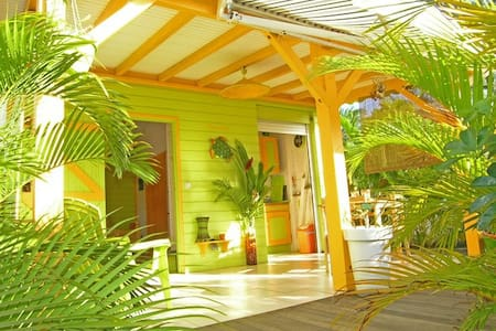 Coco Bungalows . Bungalows 2/pers proche mer