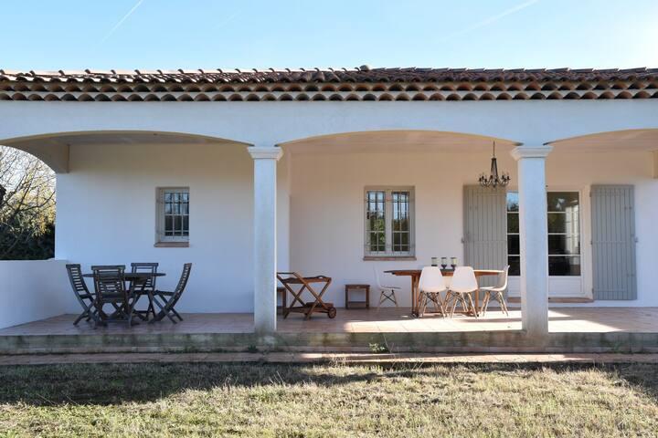 Villa de charme à Aix en Provence