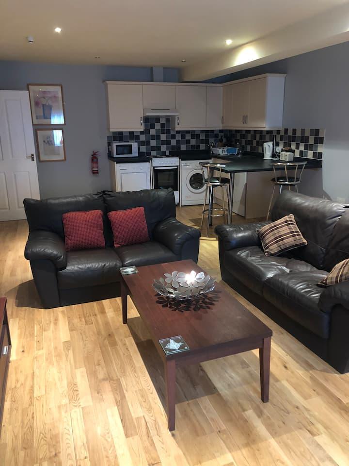 Fantastic 1 bedroom apartment with hotel services