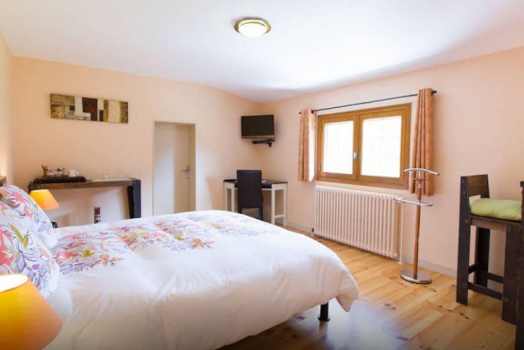 Charme et calme pr s aix les bains chambres d 39 h tes - Chambre d hote de charme rhone alpes ...