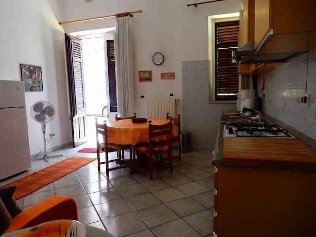 Comfort apartment Terrasini Sicily