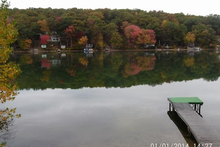 Lake House in North Eastern CT