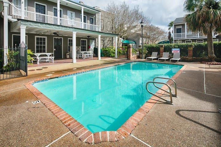 Great Find! Garden District Stay, 3 Cozy Units!
