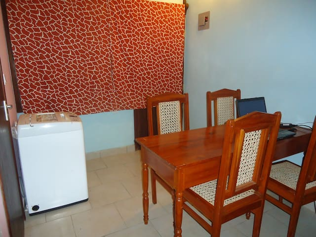 Feel the Africa home away from home - Nairobi - Apartament