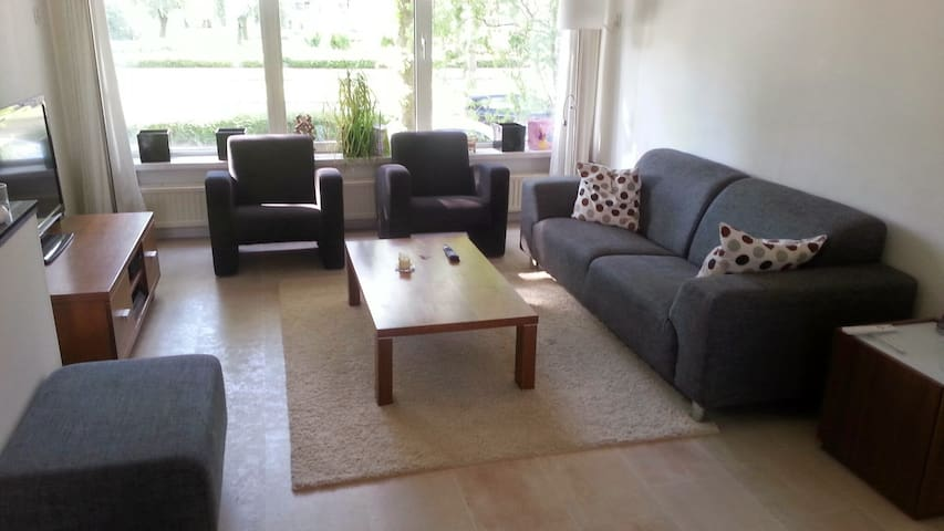Comfortable apartment, relaxed in the city center!