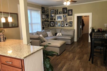 Room in Cozy Home - 1 Mile to Downtown & Campus
